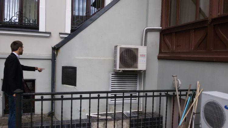 Klaipeda, kondicionieriu montavimas