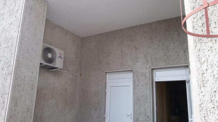 Oro kondicionierių oras - oras montavimo darbai Palangoje