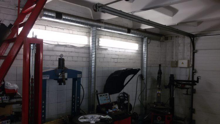 sildymo sistemu montavimas Klaipėdoje