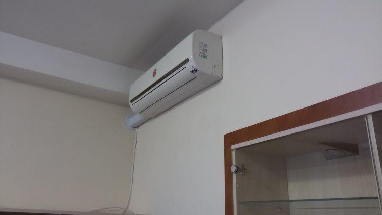 Oro kondicionavimo darbai Klaipėdoje, vaistineje