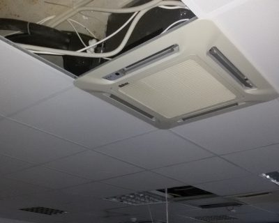 Oro kondicionieriu montavimas Klaipėdoje