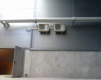 Kondicionieriu montavimas Klaipedoje, Caverion