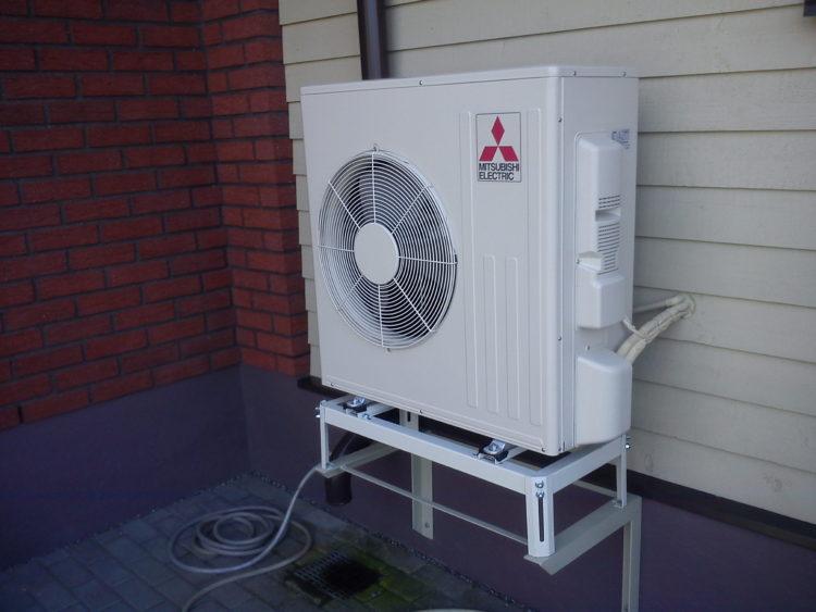 Oro kondicionierių FH50 montavimas Palangoje