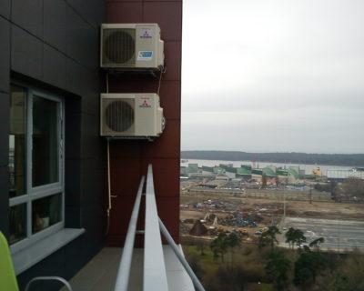oro kondicionieriu montavimas klaipedoje, lepunas