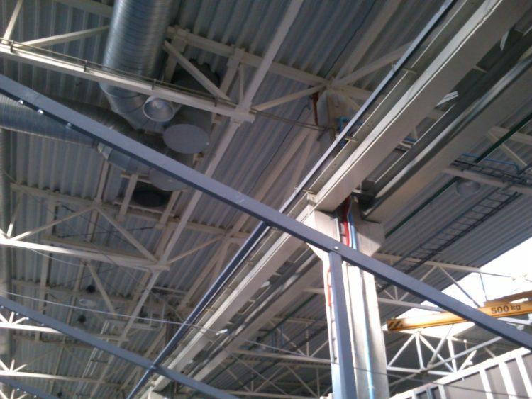 oro vesinimo montavimo darbai klaipedoje, gassbel