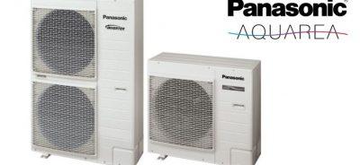 Šilumos siurbliai: Panasonic AQUAREA