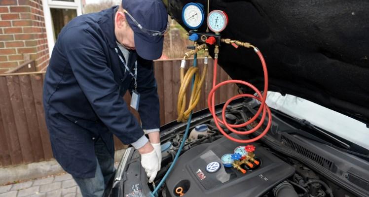 Automobilių kondicionierių remontas ir pildymas - Klaipėda