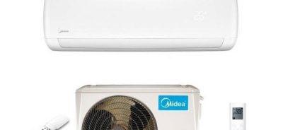 Midea split inverter sieninis –kondicionierius – šilumos siurblys