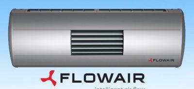 Oro užuolaidos Flowair. Daikra