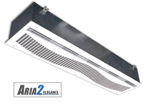 Palubinė oro užuolaida ARIA2Elegance - Palubinė oro užuolaida ARIA2Elegance
