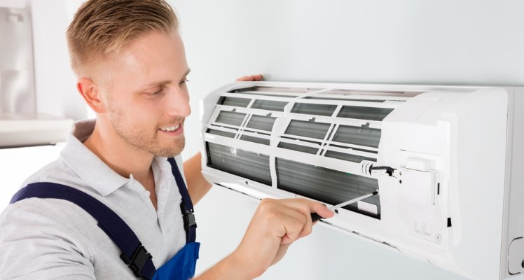 Oro kondicionierių montavimas