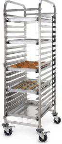 dėklinis vezimelis 128x297 - Maisto vežimėlis