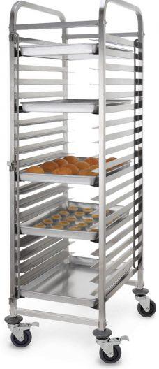dėklinis vezimelis 228x528 - Maisto vežimėlis