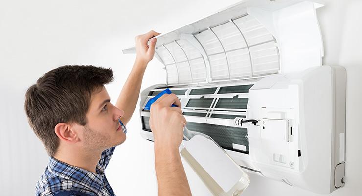 Oro kondicionierių aptarnavimas – profilaktika
