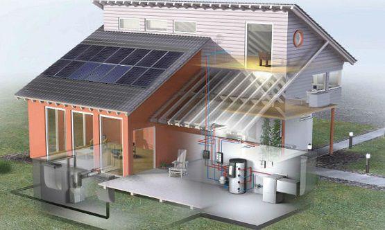 Šildymo, šaldymo, vėdinimo sistemų montavimas. Daikra